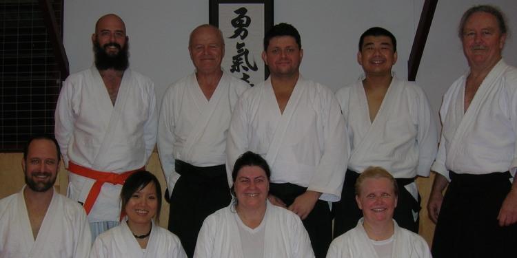Aikido Republic grading